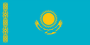 Flagge Kasachstan PD.png