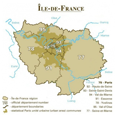 Ile De France Radreise Wiki
